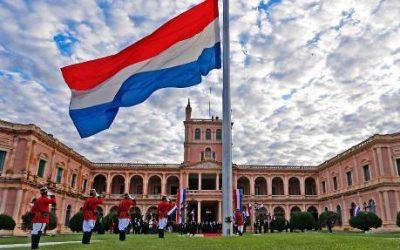 Adhesión de nuestro Centro a Conmemoración de la Independencia Paraguaya