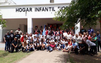 Acto por el 213° Aniversario de la fundación de la ciudad de San Andrés de Giles