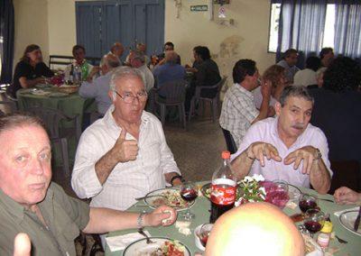 almuerzo-jose parada y otros socios