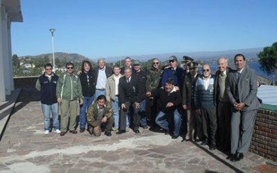 Homenaje a Vialidad Nacional en la Compañía Ing. Paracaidista de Córdoba