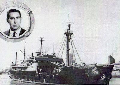 Bahía Buen Suceso, Cap. Osvaldo Marcelino Niella
