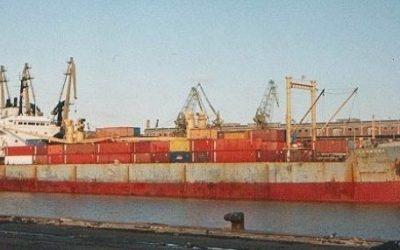 Proyecto de Homenaje a los tripulantes del Buque Mercante Formosa