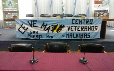 Congreso Nacional de la Federación de Veteranos de Guerra – Mendoza 2014