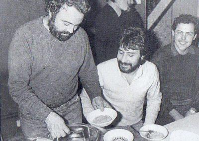 Diego Pérez Andrade, TELAM
