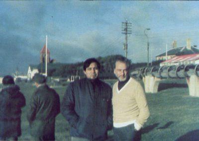 Dr. Soria y Pablo Rende