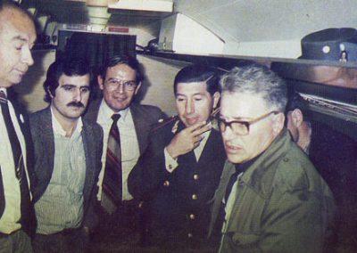 E. Hugo Cavallero, Norman Powell, José Manuel Chávez, Ernesto Manuel Dalmau