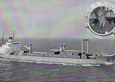 Formosa Cap. Juan Cristóbal Gregorio
