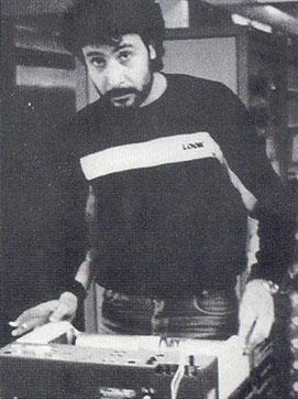 Juan Carlos González, radiooerador de TELAM