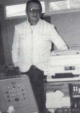 Juan Carlos Rossato, ENTEL