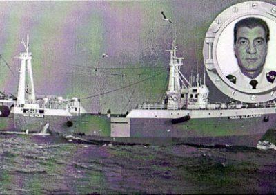 María Alejandra, Capitán de Pesca Luis A. Quagliarella