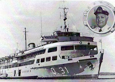 Piloto Alsina - Cap. Edgardo O. Sulin