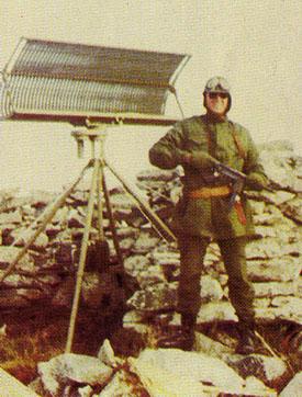 Polletti de la ROA en la cumbre del Cerro Salvador