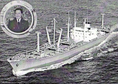 Río de la Plata - Cap. Carlos Benchetrit